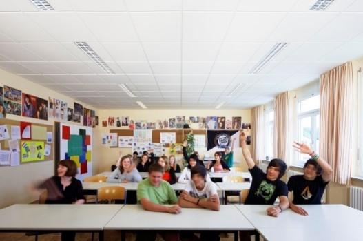 Đề xuất giải pháp tiêu âm cho lớp học
