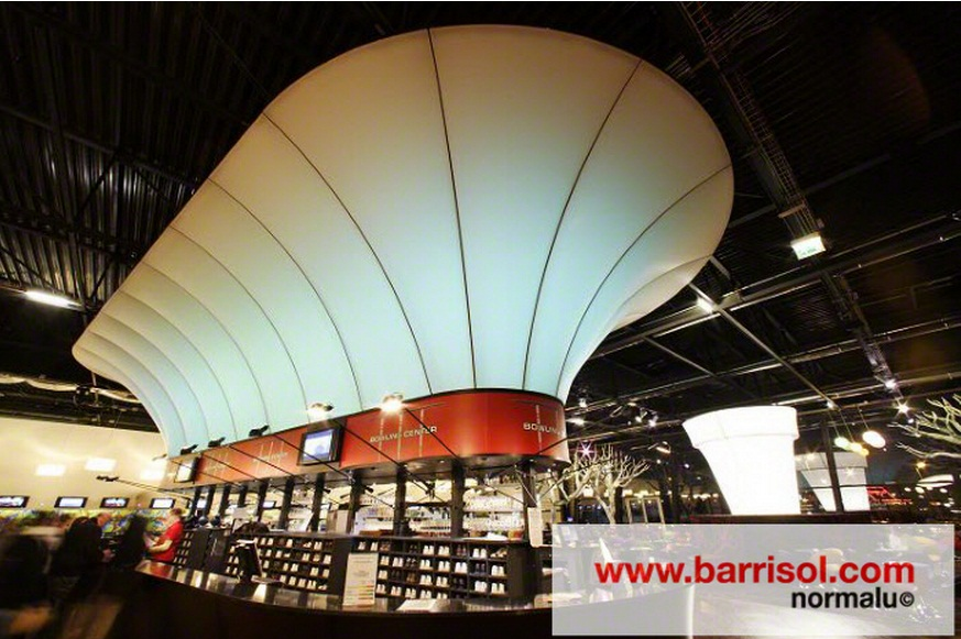 Barrisol 3D Forms